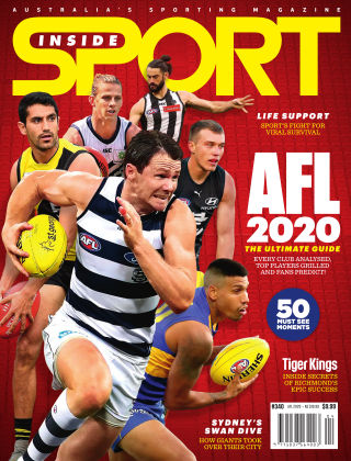 Inside Sport Issue 340