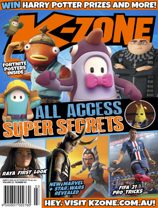 K-Zone March 2021