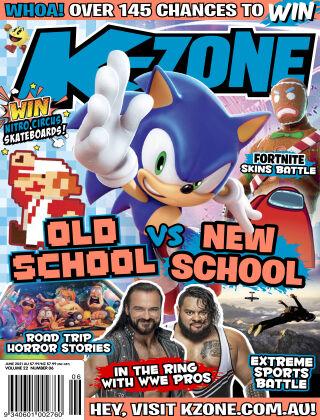 K-Zone June-21