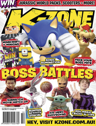 K-Zone October-21