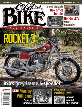 Old Bike Australasia Issue 85