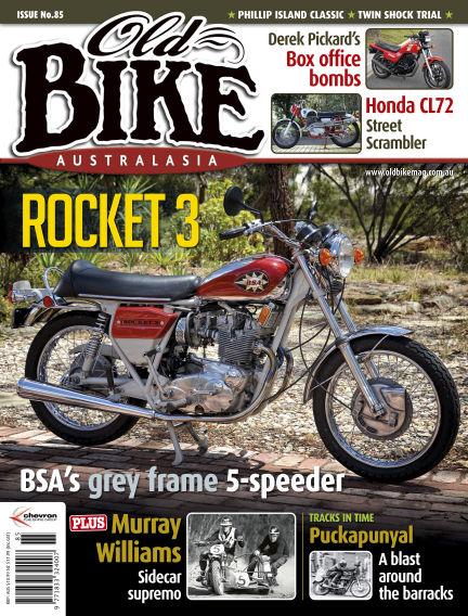 Old Bike Australasia March 30, 2020 14:00