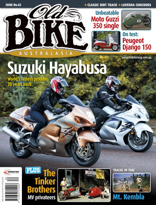 Old Bike Australasia Issue 82