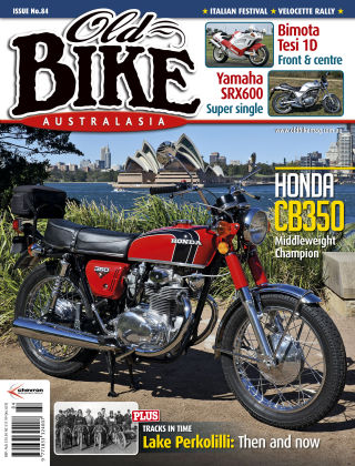 Old Bike Australasia Issue 84