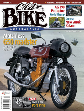Old Bike Australasia Issue 83