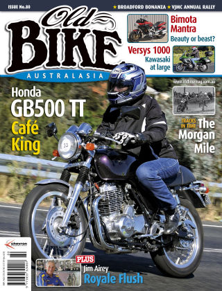 Old Bike Australasia Issue 80