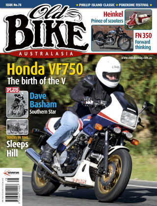Old Bike Australasia Issue 78