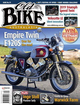 Old Bike Australasia Issue 79
