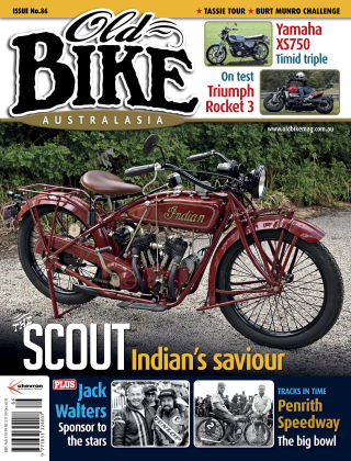Old Bike Australasia Issue 86