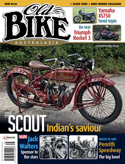 Old Bike Australasia April 22, 2020 14:00