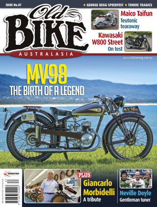 Old Bike Australasia Issue 87