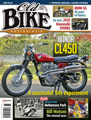 Old Bike Australasia Issue 88