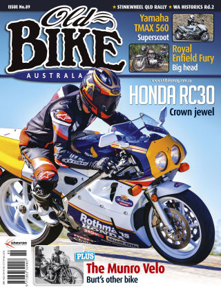 Old Bike Australasia Issue 89