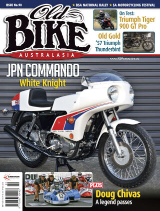 Old Bike Australasia Issue 90