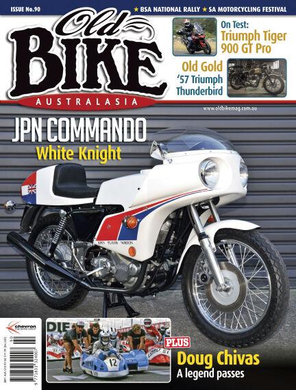 Old Bike Australasia November 11, 2020 13:00