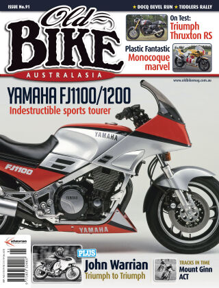 Old Bike Australasia Issue 91