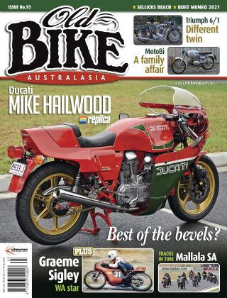 Old Bike Australasia #93