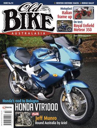 Old Bike Australasia Issue 94