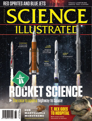 Science Illustrated #85
