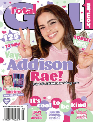 Total Girl March 2021
