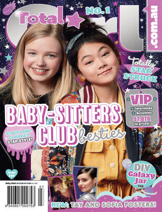 Total Girl July-21