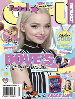 Total Girl August-21