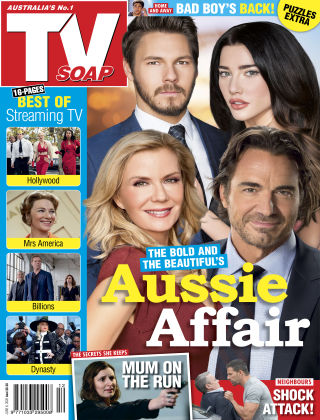 TV Soap (Australia) 8th June 2020