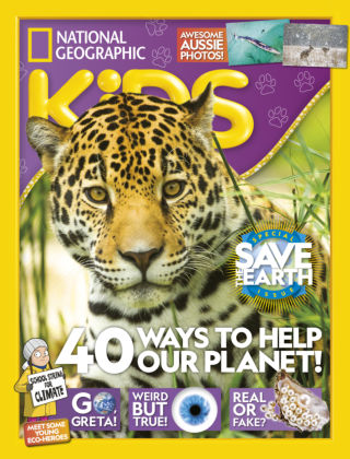 National Geographic Kids (Australia) Issue 53