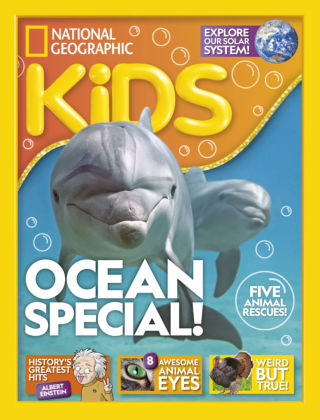 National Geographic Kids (Australia) Issue 54