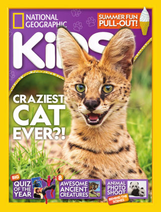 National Geographic Kids (Australia) Issue 55