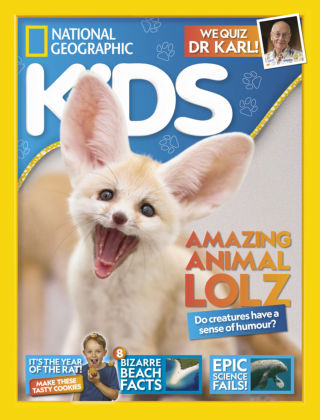 National Geographic Kids (Australia) Issue 56