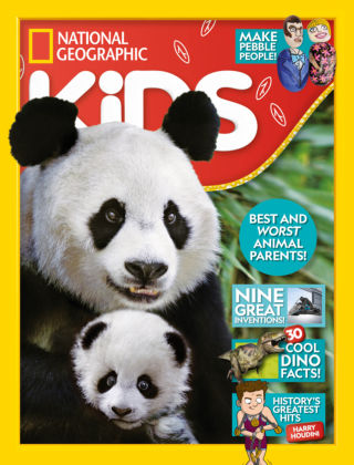 National Geographic Kids (Australia) Issue 57