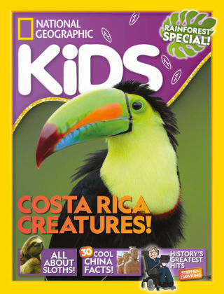 National Geographic Kids (Australia) Issue 58