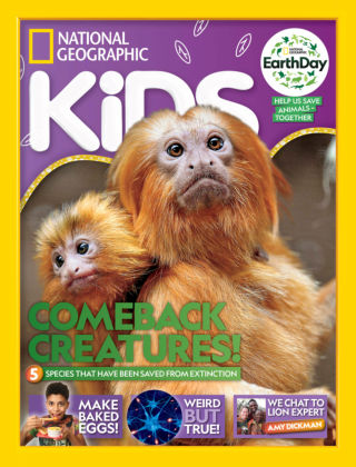 National Geographic Kids (Australia) Issue 59