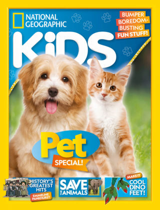 National Geographic Kids (Australia) Issue 60