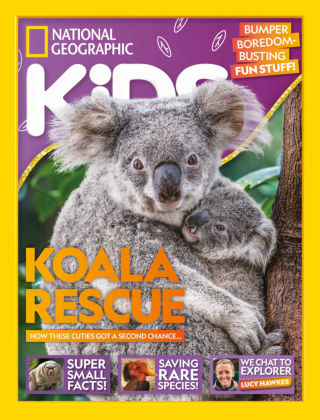 National Geographic Kids (Australia) Issue 61