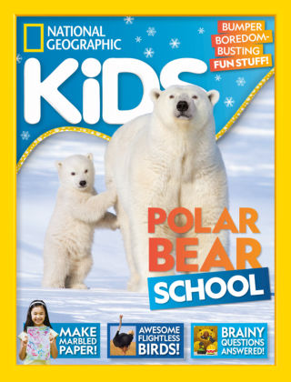 National Geographic Kids (Australia) Issue 63