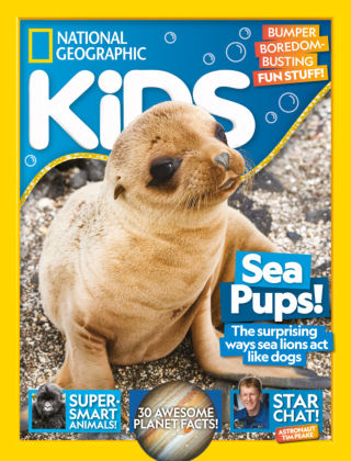 National Geographic Kids (Australia) Issue 64