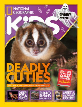 National Geographic Kids (Australia) Issue 65