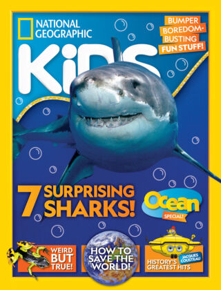 National Geographic Kids (Australia) Issue 66