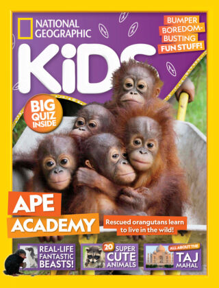 National Geographic Kids (Australia) Issue 68