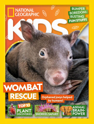 National Geographic Kids (Australia) Issue 69