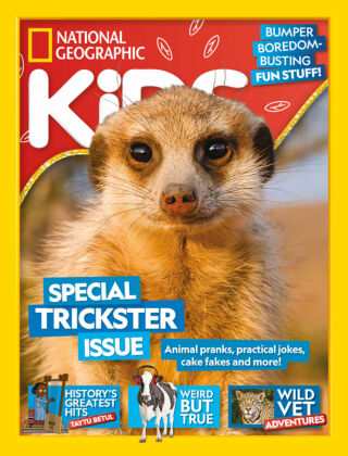 National Geographic Kids (Australia) Issue 70
