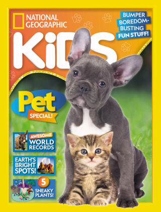 National Geographic Kids (Australia) Issue 71