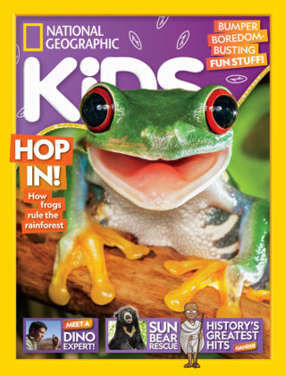 National Geographic Kids (Australia) Issue 72