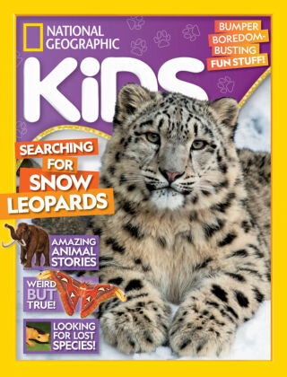 National Geographic Kids (Australia) Issue 73
