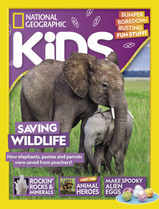 National Geographic Kids (Australia) Issue 76