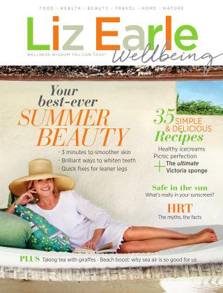 Liz Earle Wellbeing Summer 2018