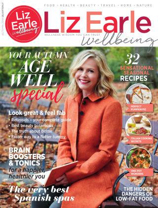 Liz Earle Wellbeing Autumn 2018