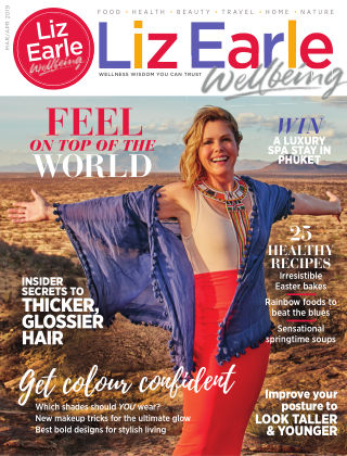 Liz Earle Wellbeing March/April 2019